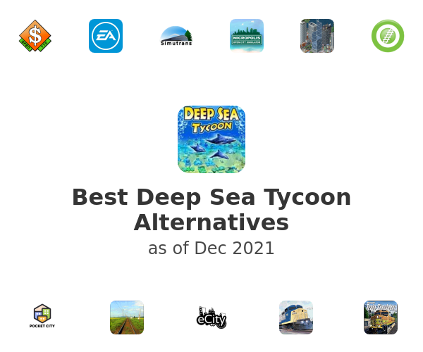 Best Deep Sea Tycoon Alternatives