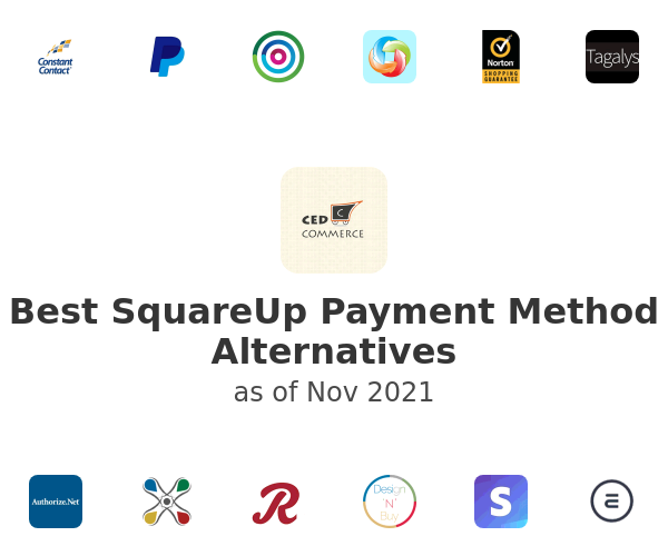 Best SquareUp Payment Method Alternatives