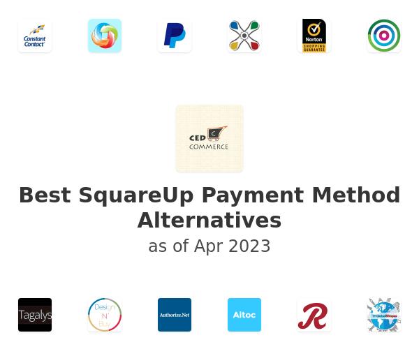 Best SquareUp Payment Method Alternatives