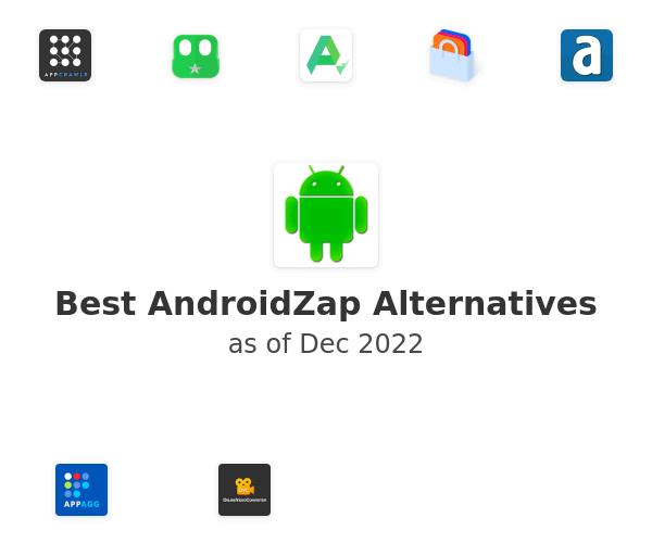 Best AndroidZap Alternatives