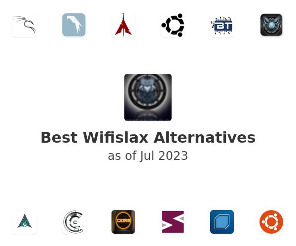 Best Wifislax Alternatives