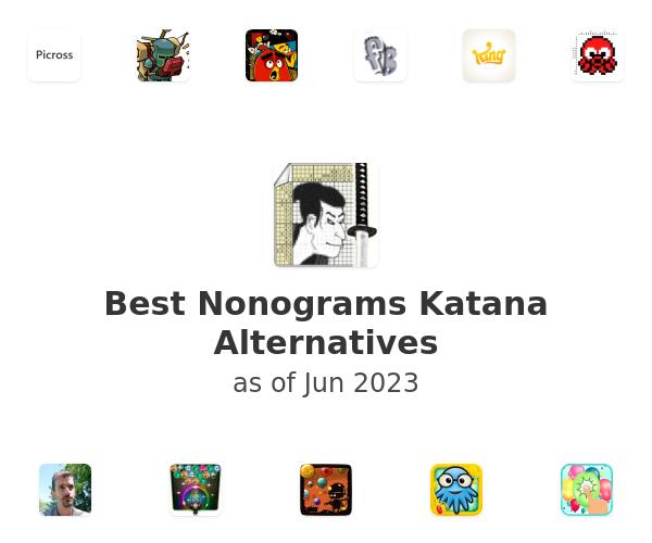 Best Nonograms Katana Alternatives