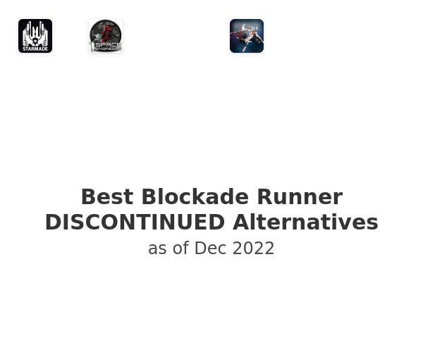 Best saashub.com Blockade Runner Alternatives