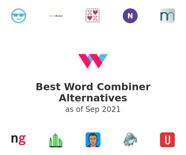 Best Word Combiner Alternatives