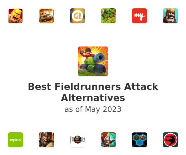 Best Fieldrunners Attack Alternatives