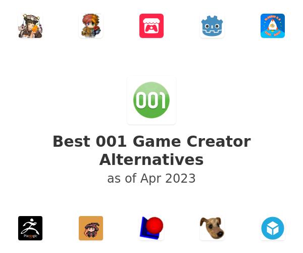 Best 001 Game Creator Alternatives
