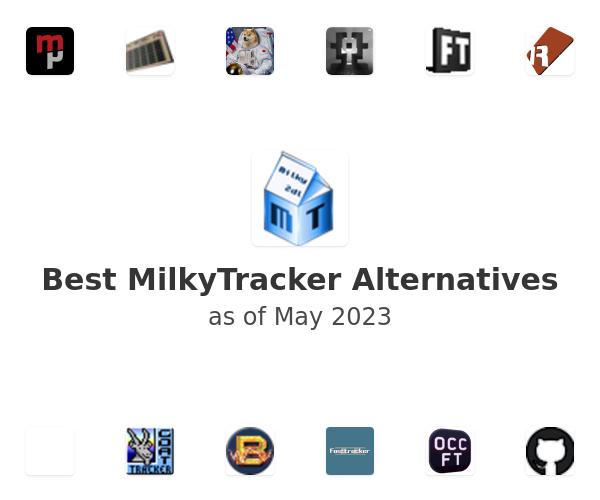 Best MilkyTracker Alternatives