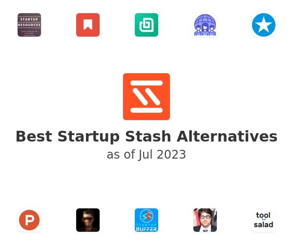 Best Startup Stash Alternatives
