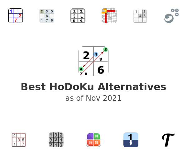 Best HoDoKu Alternatives