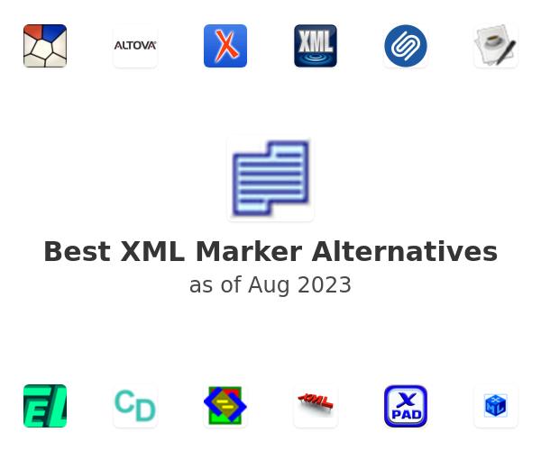 Best XML Marker Alternatives