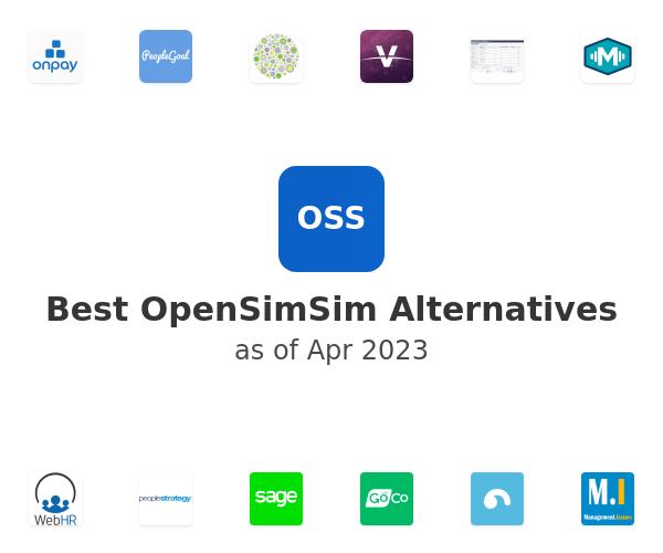 Best OpenSimSim Alternatives