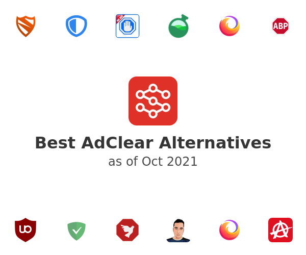 Best AdClear Alternatives