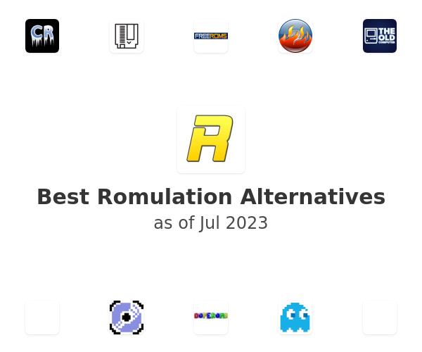 Best Romulation Alternatives