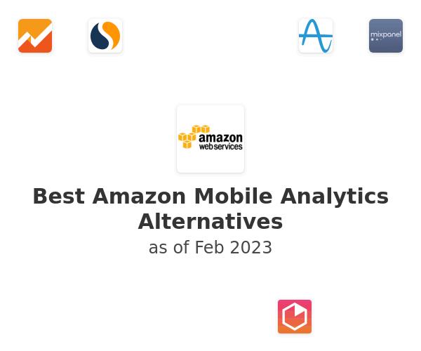 Best Amazon Mobile Analytics Alternatives