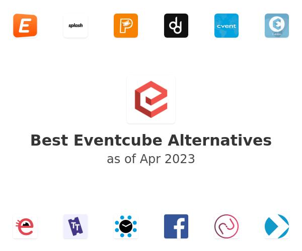 Best Eventcube Alternatives