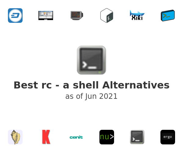Best rc - a shell Alternatives