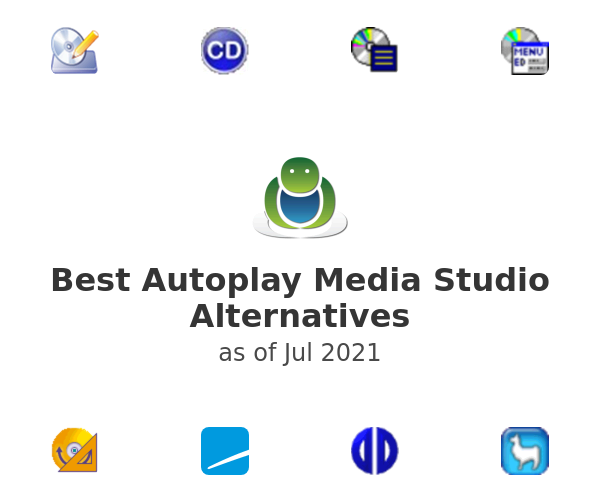 Best Autoplay Media Studio Alternatives