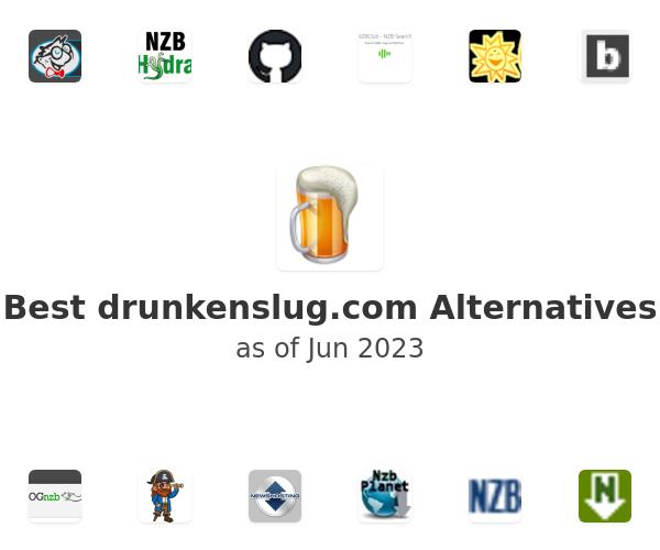 Best drunkenslug.com Alternatives
