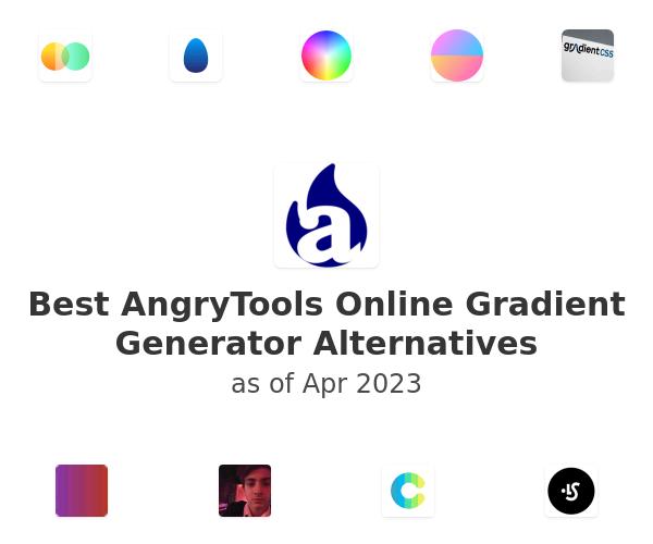 Best AngryTools Online Gradient Generator Alternatives