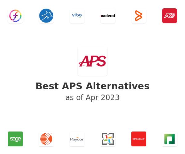 Best APS Alternatives
