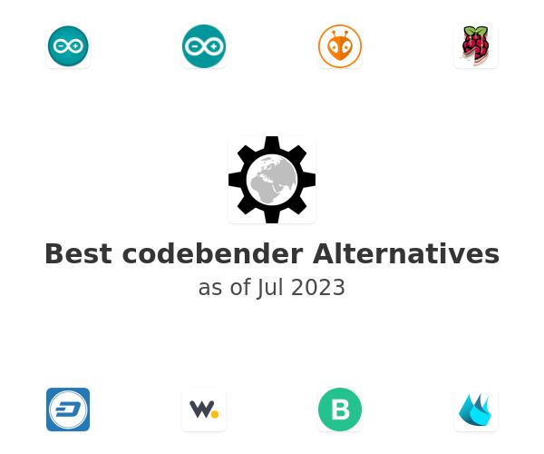 Best codebender Alternatives