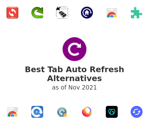 Best Tab Auto Refresh Alternatives