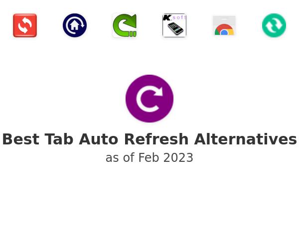 Best Tab Auto Refresh Alternatives