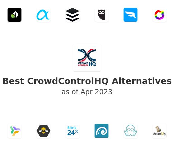 Best CrowdControlHQ Alternatives
