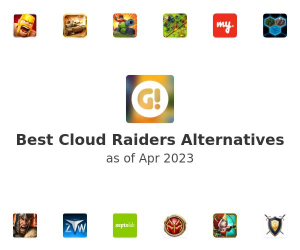 Best Cloud Raiders Alternatives