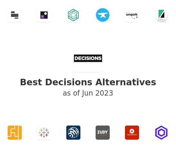 Best Decisions Alternatives