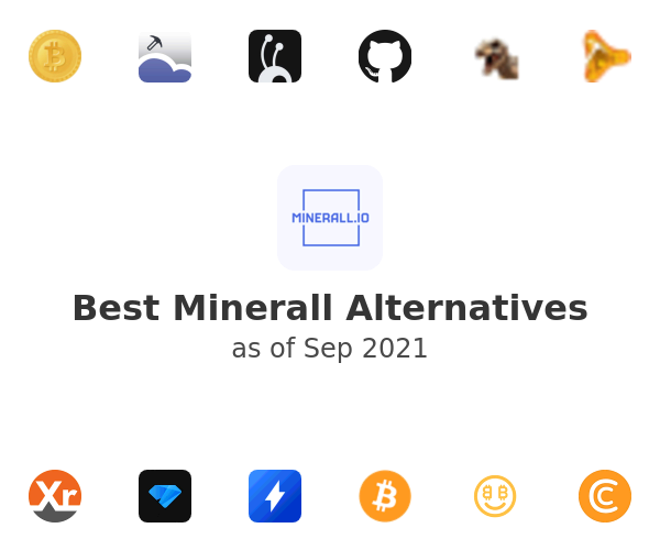 Best Minerall Alternatives