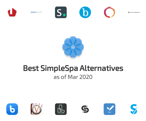 Best SimpleSpa Alternatives