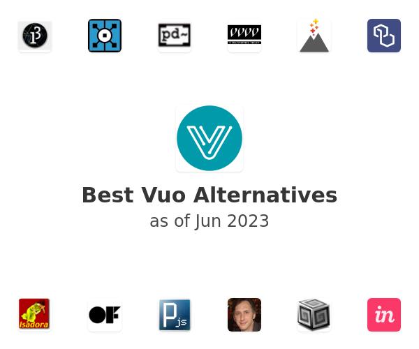 Best Vuo Alternatives