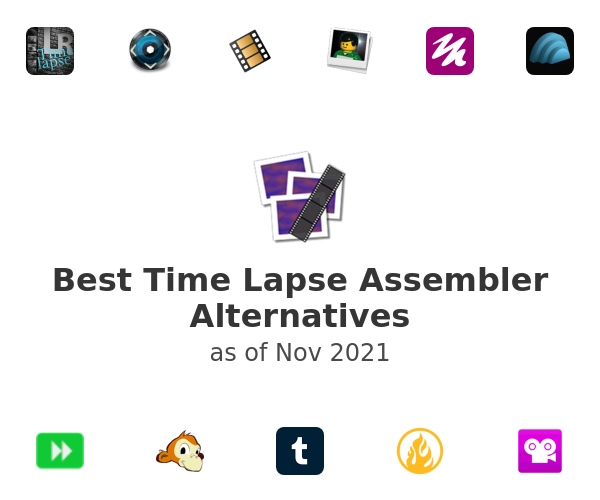 Best Time Lapse Assembler Alternatives