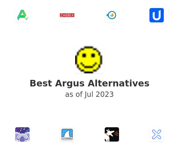Best Argus Alternatives