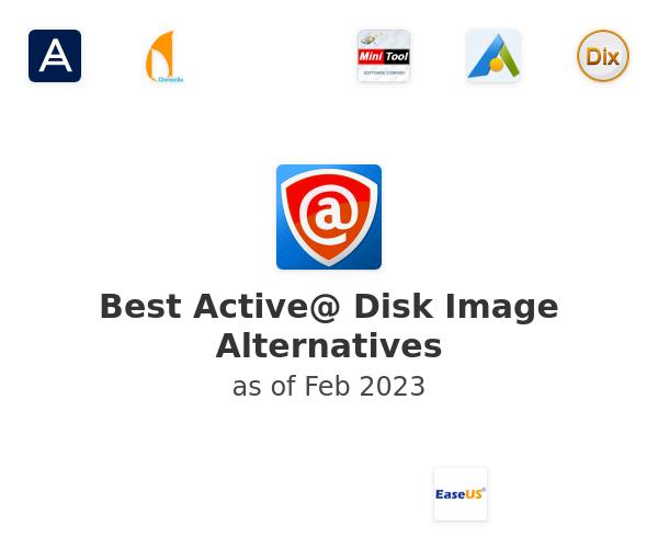 Best Active@ Disk Image Alternatives