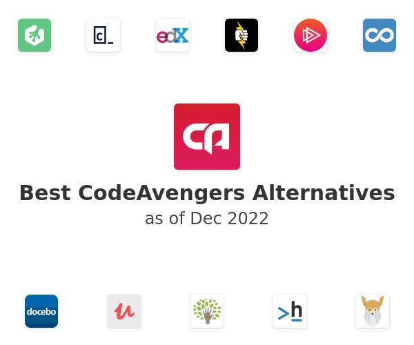 Best CodeAvengers Alternatives