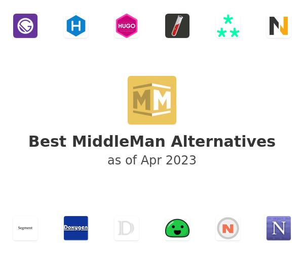 Best MiddleMan Alternatives