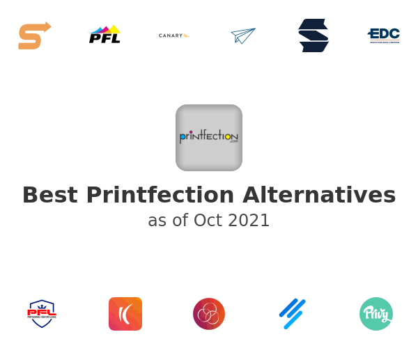Best Printfection Alternatives