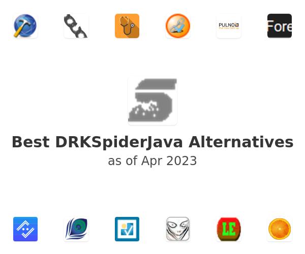 Best DRKSpiderJava Alternatives