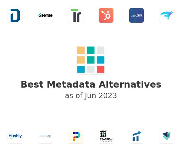Best Metadata Alternatives