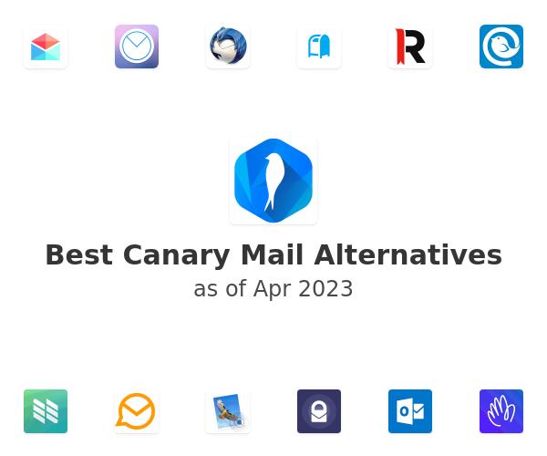 Best Canary Mail Alternatives