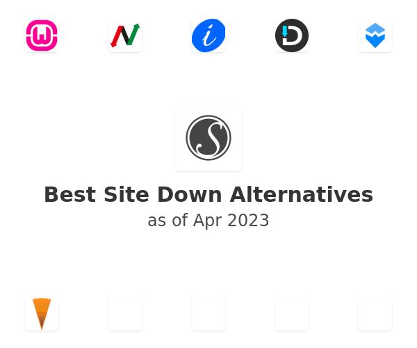 Best Site Down Alternatives
