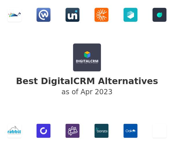 Best DigitalCRM Alternatives