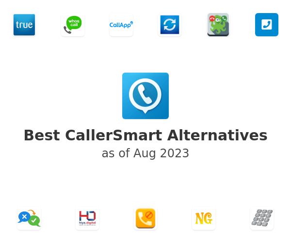 Best CallerSmart Alternatives
