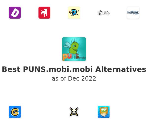 Best PUNS.mobi Alternatives