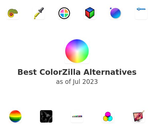 Best ColorZilla Alternatives
