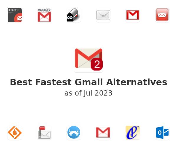 Best Fastest Gmail Alternatives