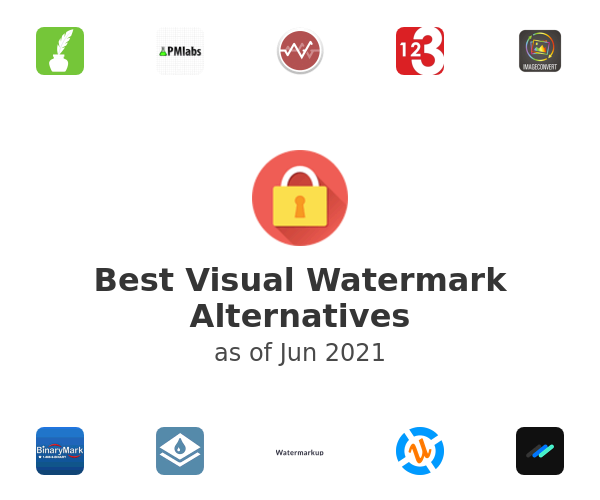 Best Visual Watermark Alternatives