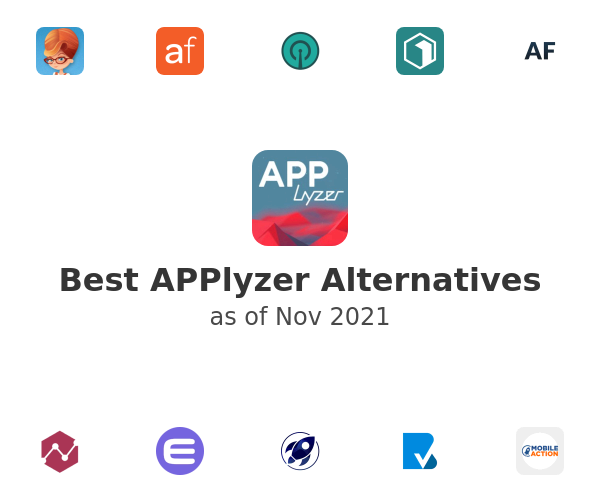 Best APPlyzer Alternatives